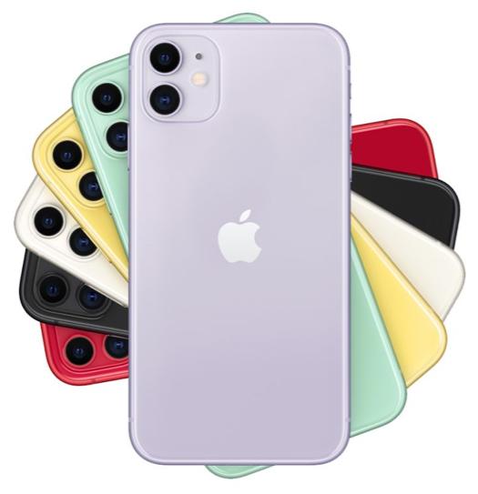 iPhone 11 et iPhone 11 Pro, le très haut de gamme d'Apple
